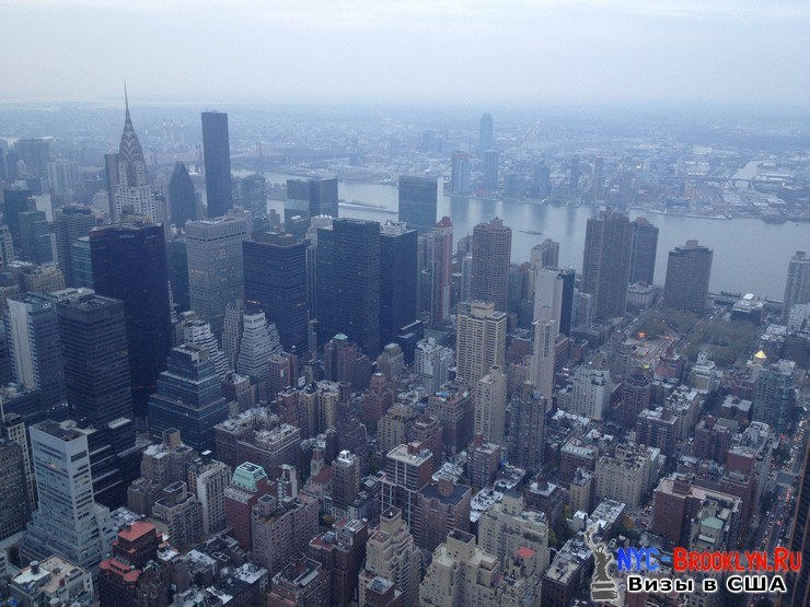 75. Фотоотчет Эмпайр Стейт Билдинг, Нью-Йорк, Empire State Building, New York - NYC-Brooklyn