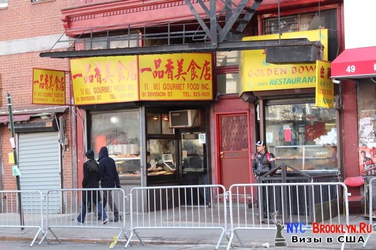 76. Парад в Нью-Йорке восточного Нового Года 2013 в Чайна Тауне - NYC-Brooklyn