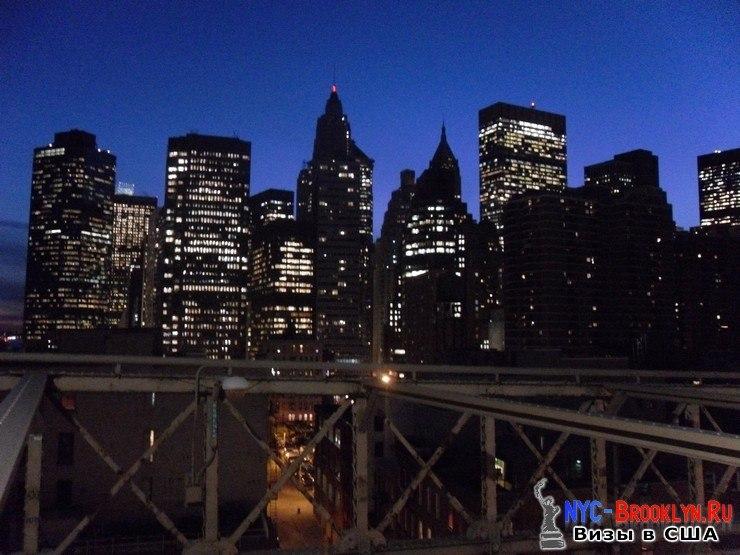 77. Фотоотчет Бруклинский Мост в Нью-Йорке. Brooklyn Bridge New York - NYC-Brooklyn