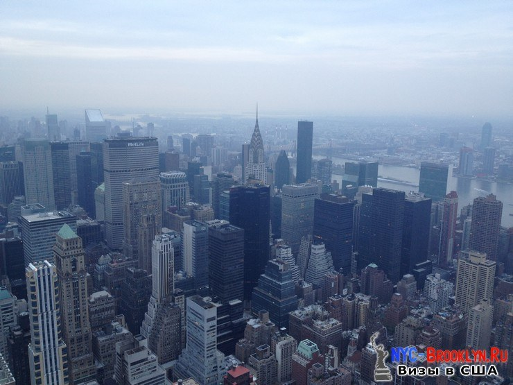 77. Фотоотчет Эмпайр Стейт Билдинг, Нью-Йорк, Empire State Building, New York - NYC-Brooklyn