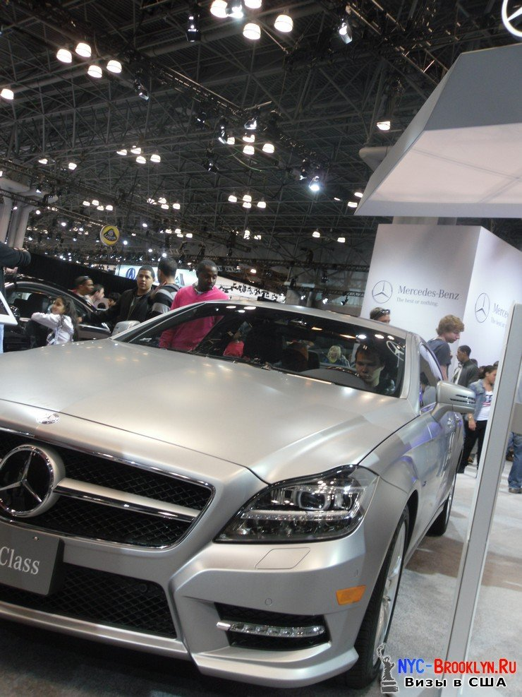 79. Автошоу в Нью-Йорке 2012. New York Auto Show - NYC-Brooklyn
