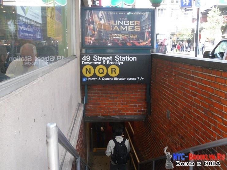 79. Фотоотчет Площадь Таймс Сквер в Нью-Йорке. Times Square New York - NYC-Brooklyn