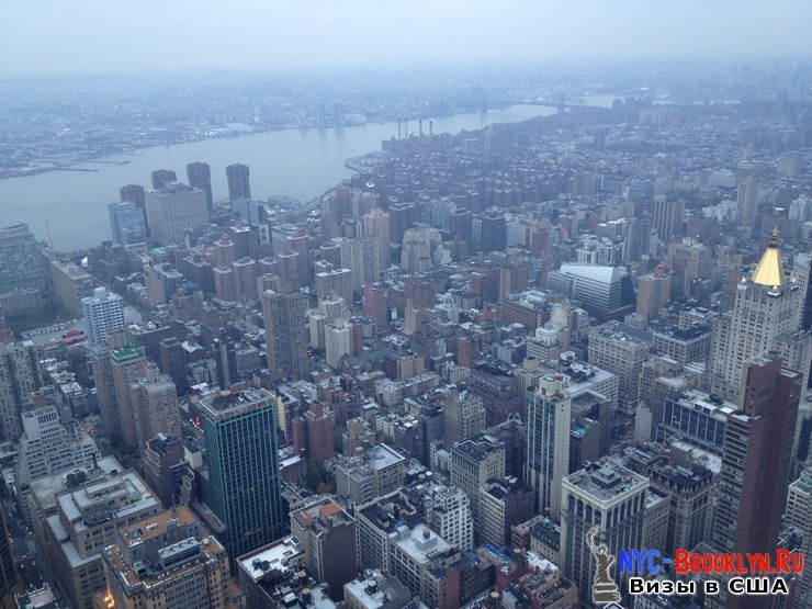 79. Фотоотчет Эмпайр Стейт Билдинг, Нью-Йорк, Empire State Building, New York - NYC-Brooklyn