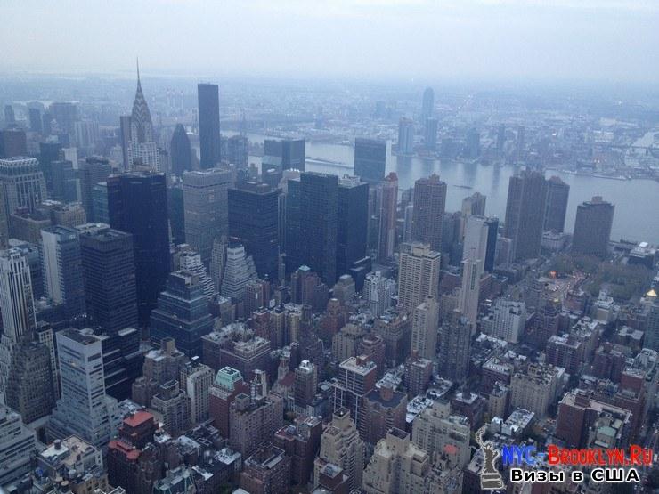 80. Фотоотчет Эмпайр Стейт Билдинг, Нью-Йорк, Empire State Building, New York - NYC-Brooklyn