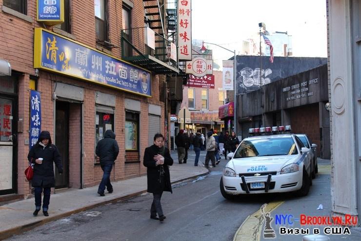 81. Парад в Нью-Йорке восточного Нового Года 2013 в Чайна Тауне - NYC-Brooklyn