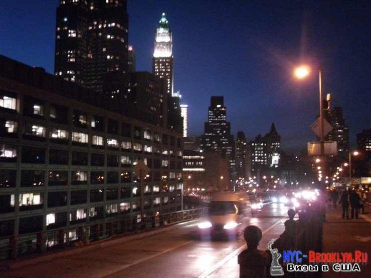 81. Фотоотчет Бруклинский Мост в Нью-Йорке. Brooklyn Bridge New York - NYC-Brooklyn