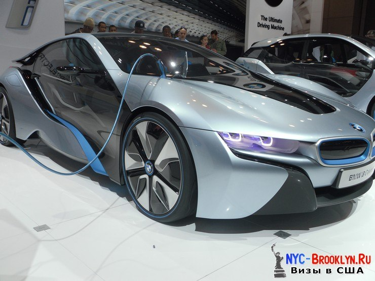 84. Автошоу в Нью-Йорке 2012. New York Auto Show - NYC-Brooklyn