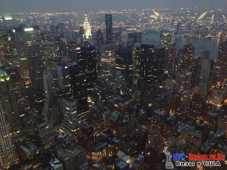 84. Фотоотчет Эмпайр Стейт Билдинг, Нью-Йорк, Empire State Building, New York - NYC-Brooklyn