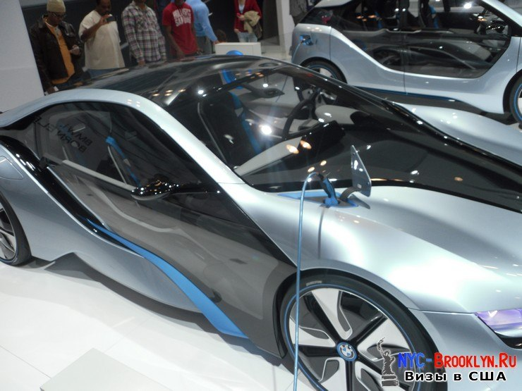85. Автошоу в Нью-Йорке 2012. New York Auto Show - NYC-Brooklyn