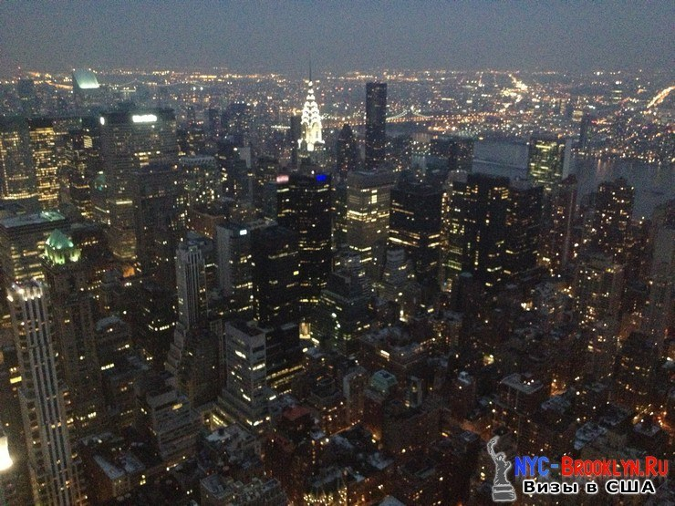 87. Фотоотчет Эмпайр Стейт Билдинг, Нью-Йорк, Empire State Building, New York - NYC-Brooklyn