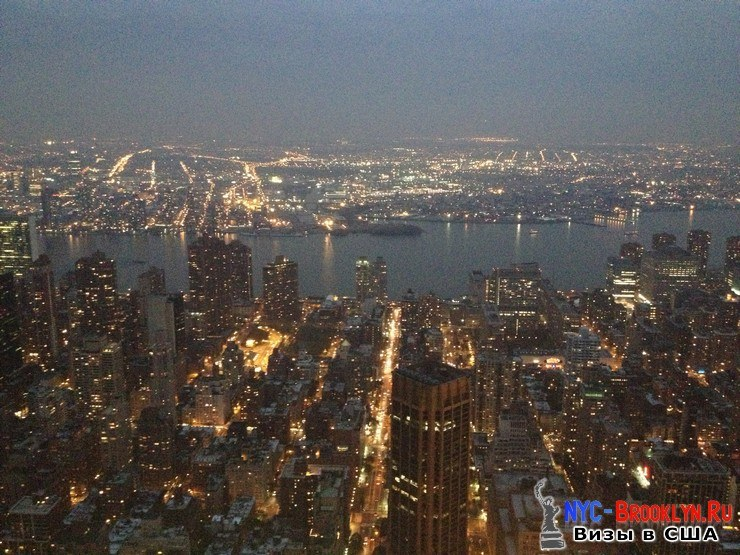 88. Фотоотчет Эмпайр Стейт Билдинг, Нью-Йорк, Empire State Building, New York - NYC-Brooklyn