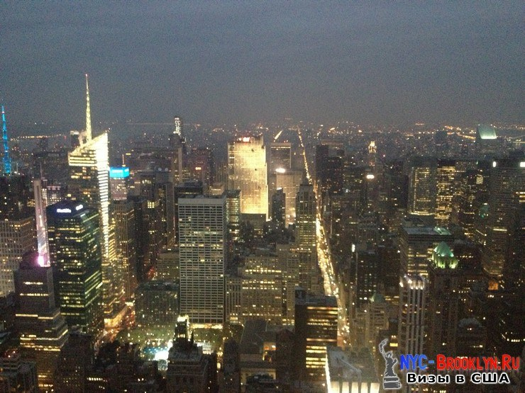 89. Фотоотчет Эмпайр Стейт Билдинг, Нью-Йорк, Empire State Building, New York - NYC-Brooklyn