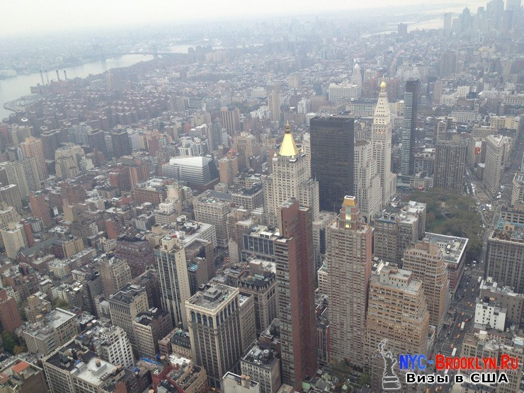 9. Фотоотчет Эмпайр Стейт Билдинг, Нью-Йорк, Empire State Building, New York - NYC-Brooklyn
