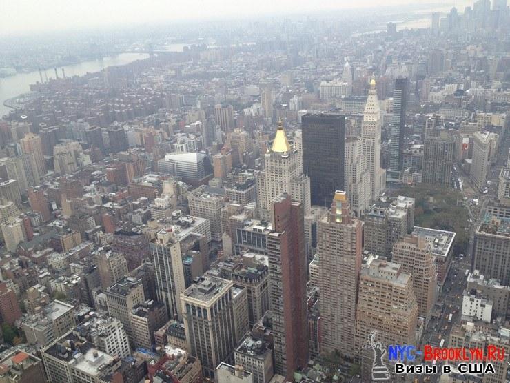 9. Фотоотчет Эмпайр Стейт Билдинг, Нью-Йорк, Empire State Building, New York - NYC-Brooklyn