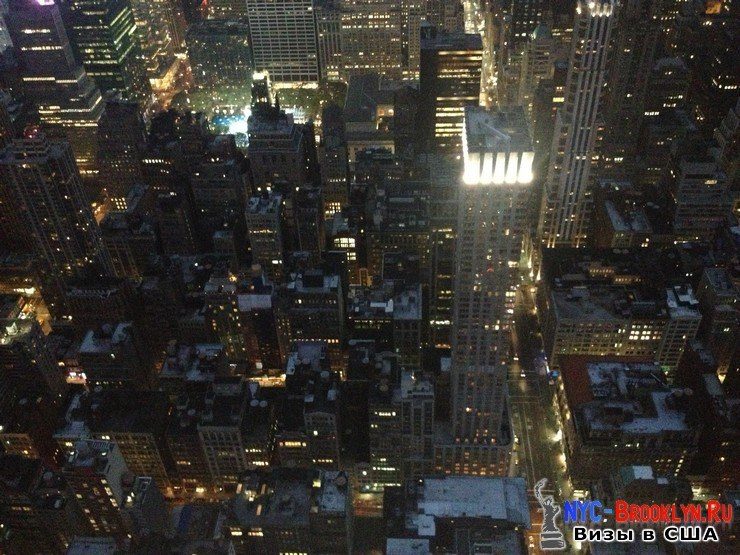 91. Фотоотчет Эмпайр Стейт Билдинг, Нью-Йорк, Empire State Building, New York - NYC-Brooklyn
