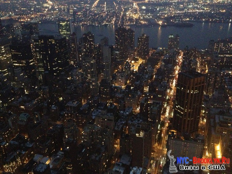 92. Фотоотчет Эмпайр Стейт Билдинг, Нью-Йорк, Empire State Building, New York - NYC-Brooklyn