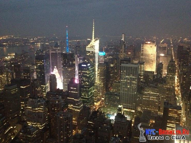 93. Фотоотчет Эмпайр Стейт Билдинг, Нью-Йорк, Empire State Building, New York - NYC-Brooklyn