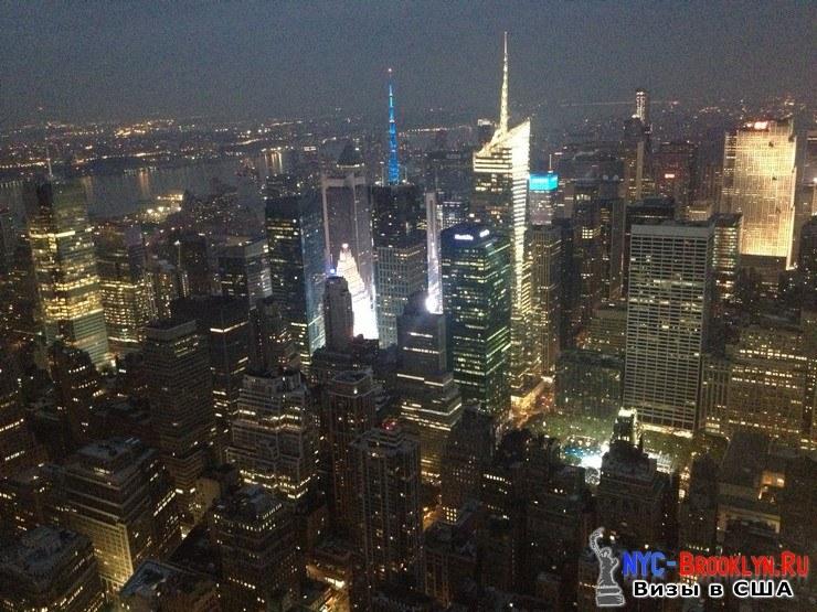 95. Фотоотчет Эмпайр Стейт Билдинг, Нью-Йорк, Empire State Building, New York - NYC-Brooklyn