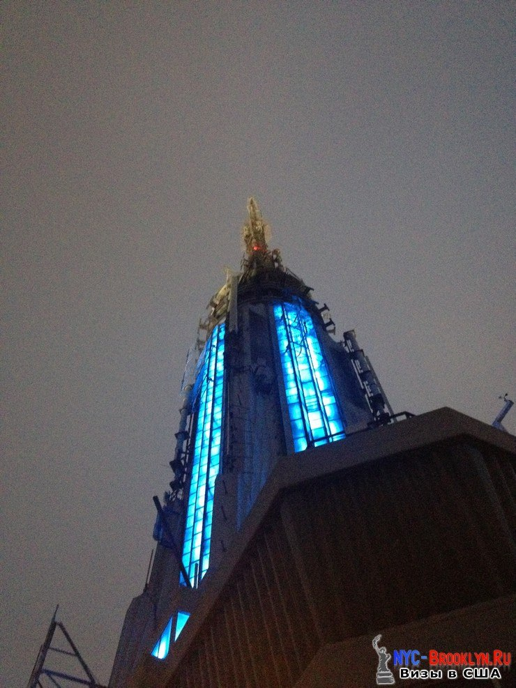 96. Фотоотчет Эмпайр Стейт Билдинг, Нью-Йорк, Empire State Building, New York - NYC-Brooklyn