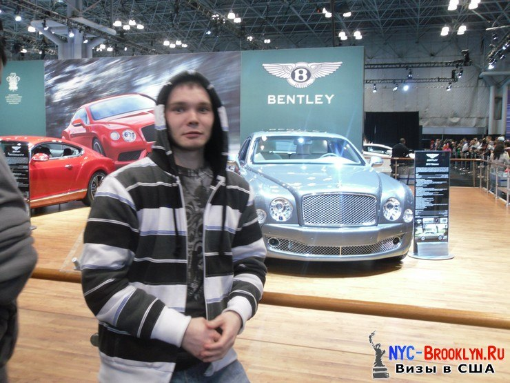99. Автошоу в Нью-Йорке 2012. New York Auto Show - NYC-Brooklyn